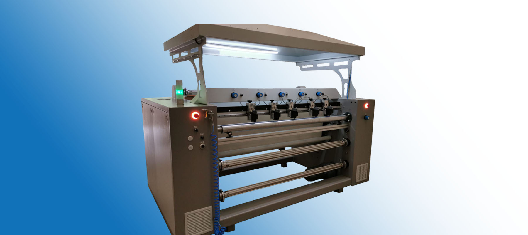 BM Series Machine With Slitting Module Homepage