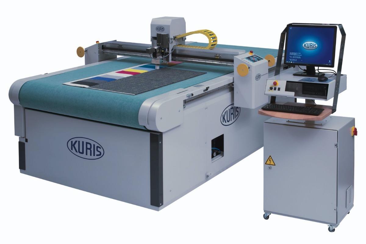 digital cutting table