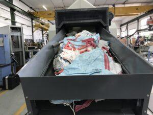 Rotator shredder